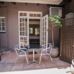 Westville B&B Patio